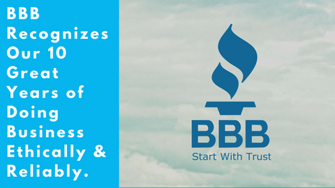 Wash Safe Industries Receives Recognition from Better Business Bureau