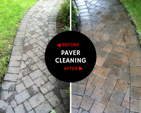 Cape Cod Pavement and Paver Cleaning