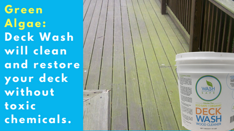 best eco-safe wood deck cleaner