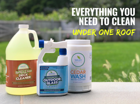Eco Friendly Cleaners Coating And Equipment Wash Safe