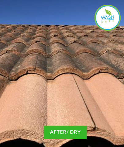Tile Roof Wash Wash Safe A Jr Chemical Coatings Llc Brand