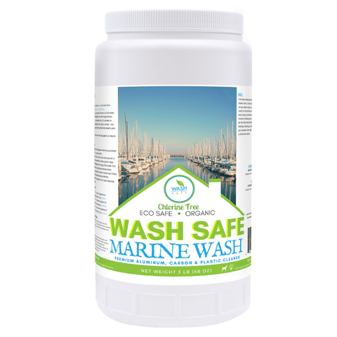 Image of BEST BOAT CLEANER, MARINE WASH, WASH SAFE, BOAT WASH, MARINE CARPET CLEANER, SAIL BOAT, YACHT, RV CLEANER, BIODEGRADABLE