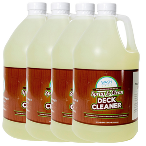 Spray & Clean Composite Deck Cleaner - In Stock