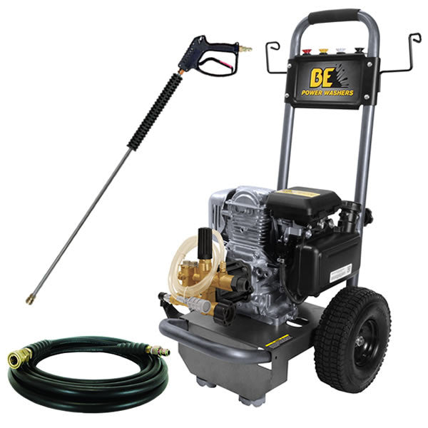 2700psi Pressure Washer by BE w/ Honda Engine (B275HA)