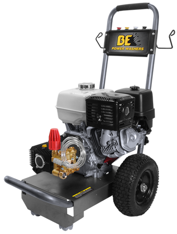 3800 PSI Pressure Washer by BE Pressure w/ Honda Engine (B389HA)