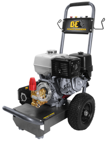 BE Pressure Washer 3700, Honda GX390 Engine (B4013HCS)