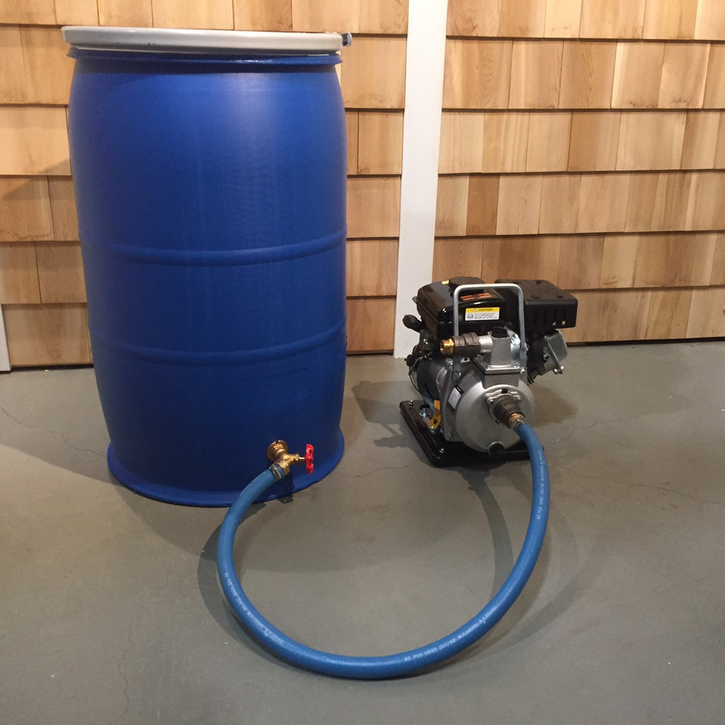 Chemical Tank Pump Kit