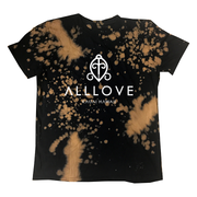 ALLLOVE ORIGINAL CREST | BLACK BLEACH OUT [W]