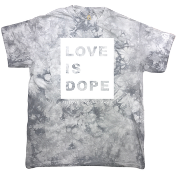 LOVE IS DOPE | CRYSTAL WASH