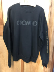 GROWING | CREW NECK FLEECE