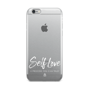 SELF LOVE iPHONE CASE ALL SIZES