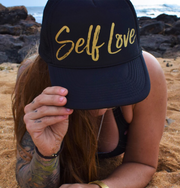 Self Love Hat | Gold