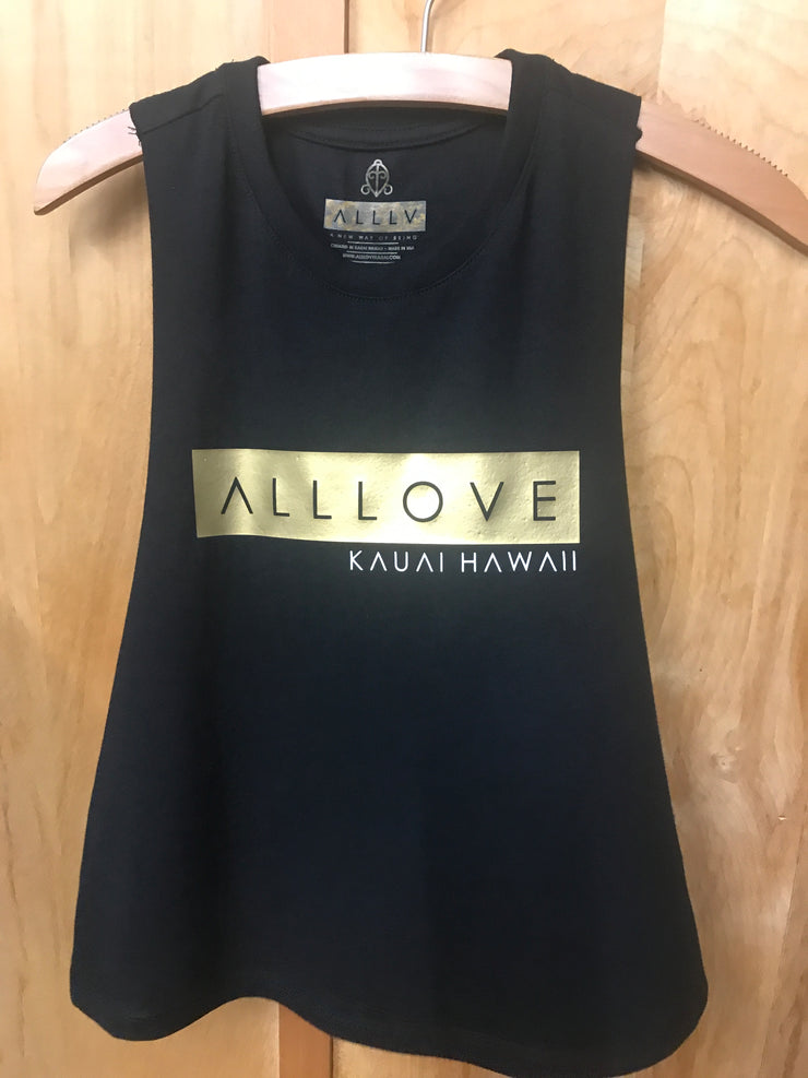 ALLLOVE BOX | BLACK RACERBACK