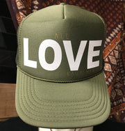ALL [LOVE] KAUAI | WHITE ON SAGE
