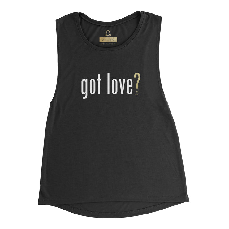 got love? | MUSCLE TANK