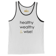 healthy wealthy & wise | JERSEY TANK