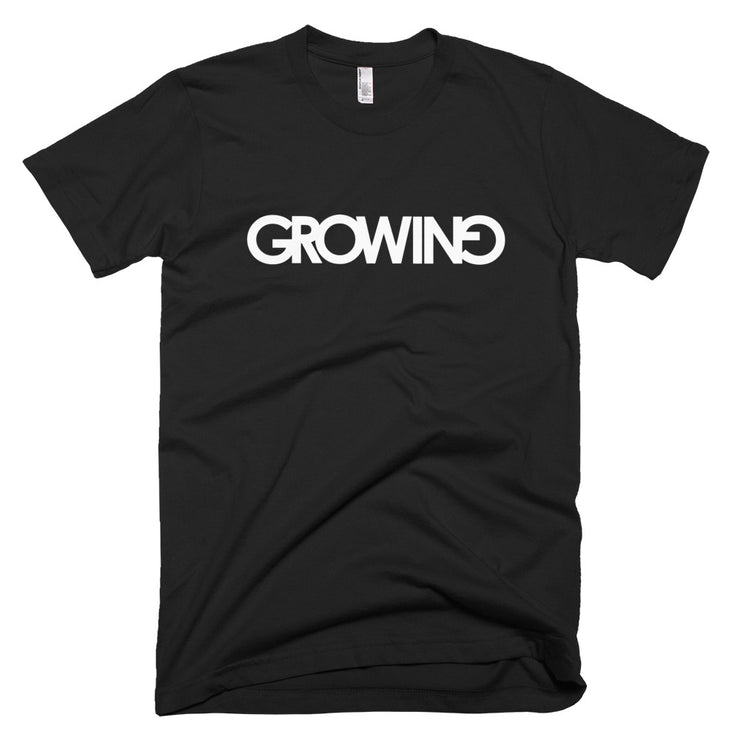 GROWING | MISSION CLASSIC T-SHIRT *PRINTED*