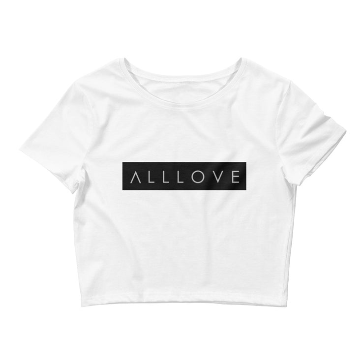 ALLLOVE CLASSIC | FLOWY CROPPED TOP