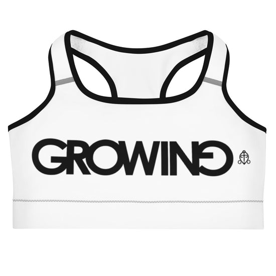 GROWING | SPORTS BRA