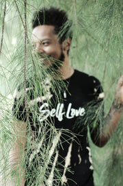SELF LOVE  | Bleach Out Tee