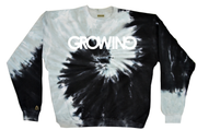 GROWING | *SPIRAL OF LIFE* TIE DYE PULLOVER