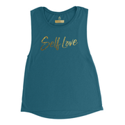 SELF LOVE MANTRA | MUSCLE TANK