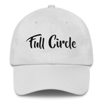 Stop and Think Baseball Cap - Full Circle Clothing Company