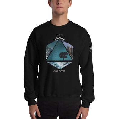 Full Circle World Traveler Crewneck