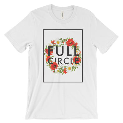 Flower Crown Graphic Tee | Full Circle Clothing