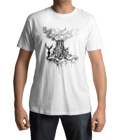 Wilderness Call Unisex T-Shirt - For The Daring Souls