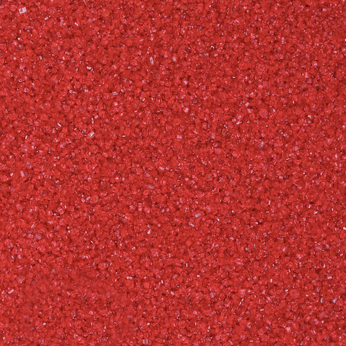 Bakery Bling™ Red Certified Organic Sanding Sugar