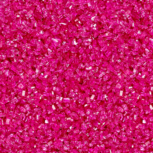 Bakery Bling™ Natural Pink Glittery Sugar™