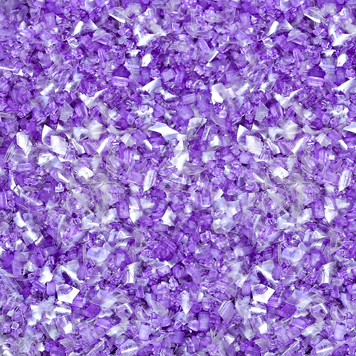 Bakery Bling™ Natural Purple Glittery Sugar™