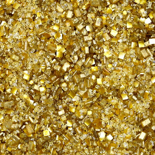Bakery Bling™ Metallic Gold Glittery Sugar™