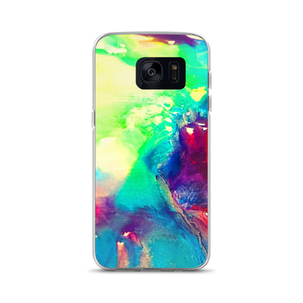 Water color abstract - Samsung Case