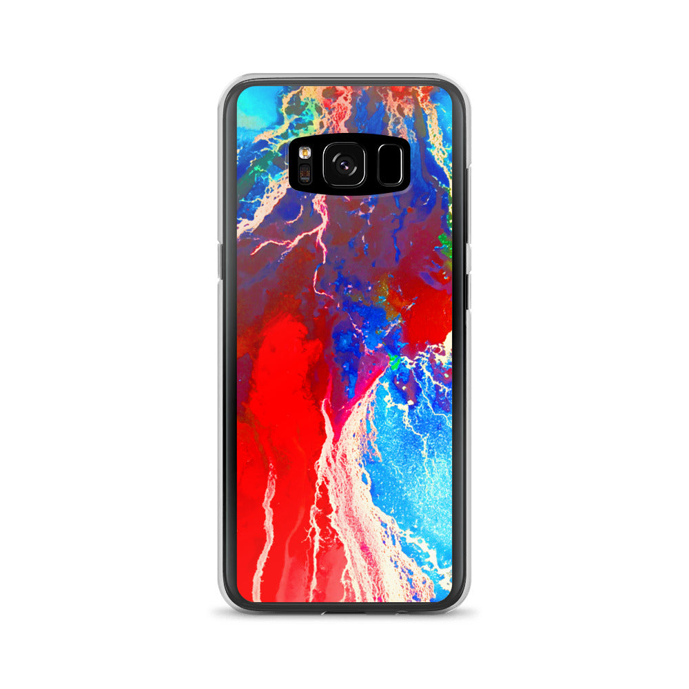 Water Color Abstract 2 - Samsung Case