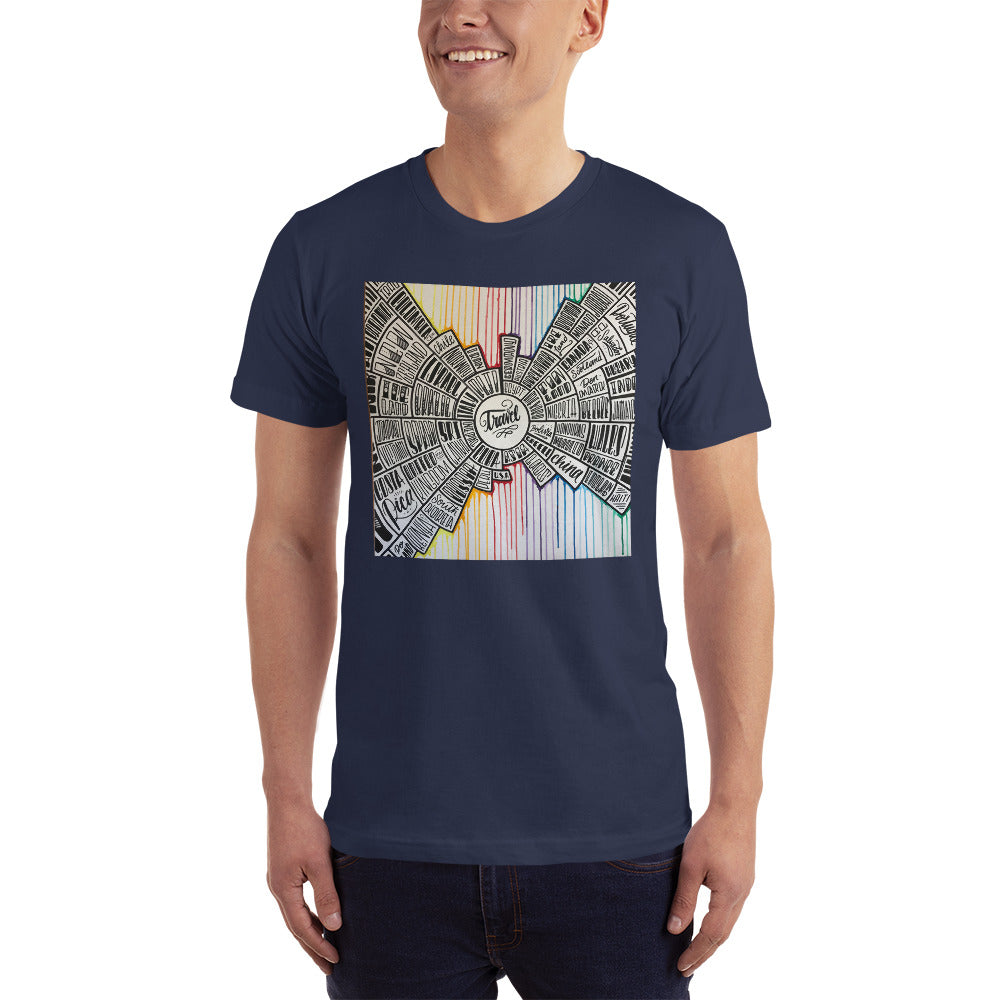Travel - Men's T-Shirt