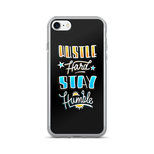 HUSTLE HARD - iPhone 7/7 Plus Case