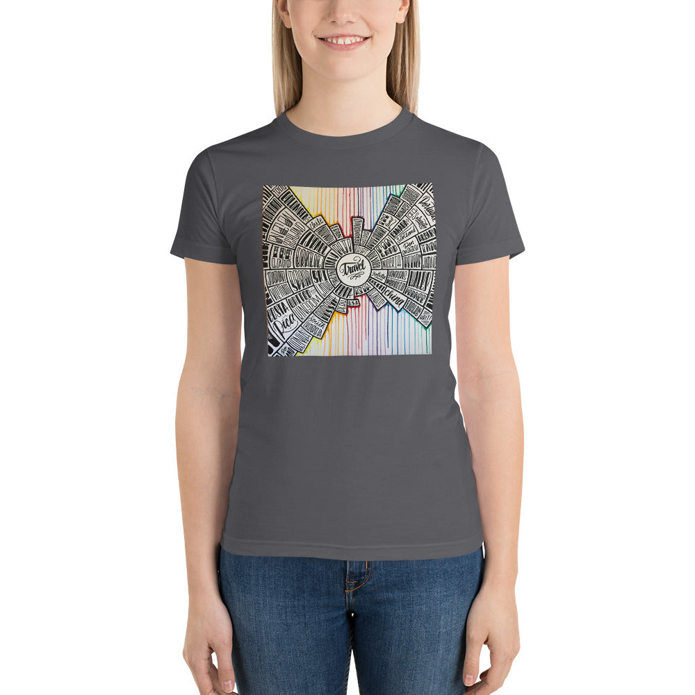 Travel - Women's t-shirt