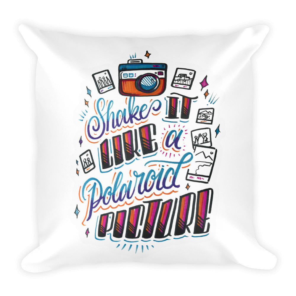 Shake -it - Pillow