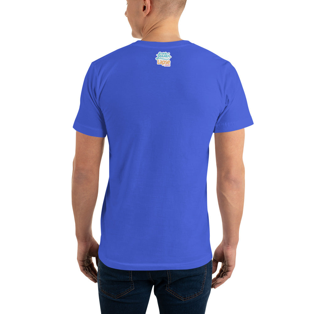 Waves Poem - T-Shirt