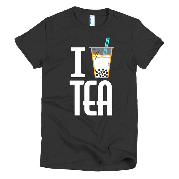 Women's t-shirt - Boba Tea