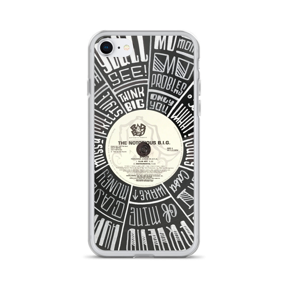 Notorious - BIG - iPhone Case
