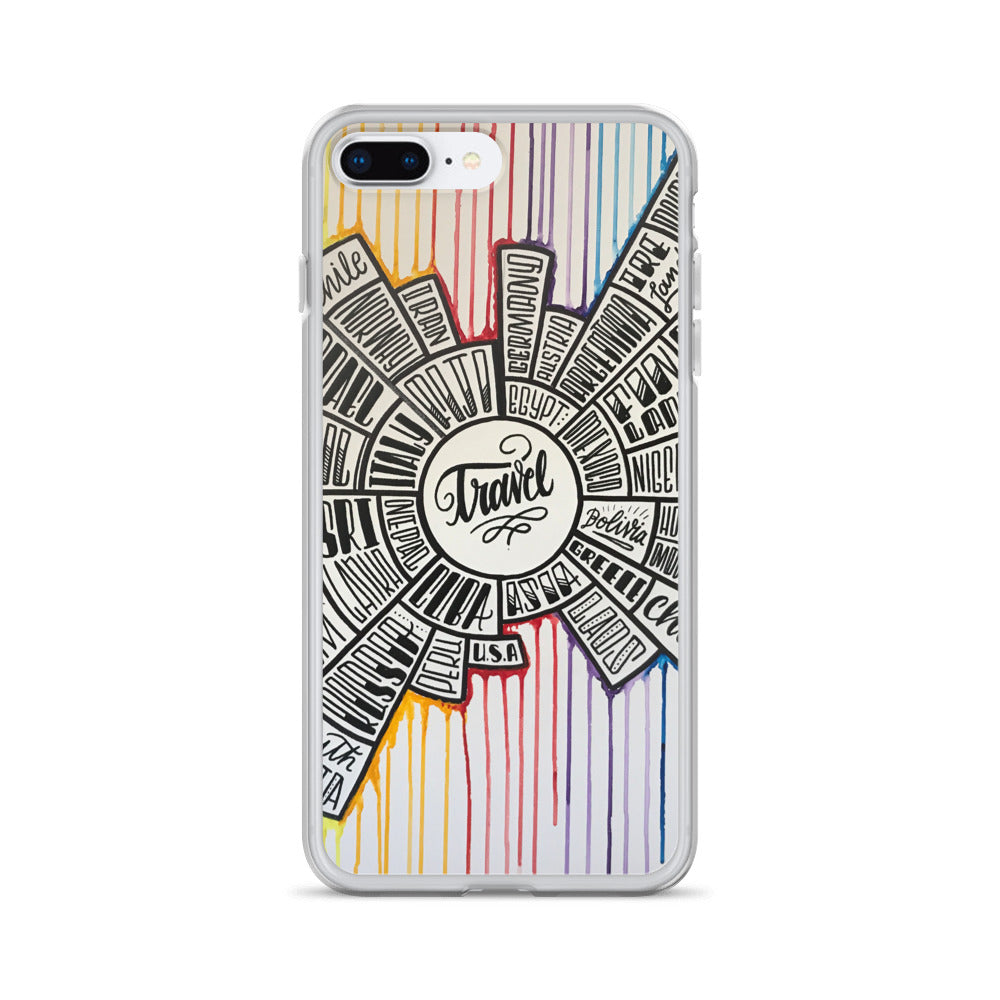 Travel - iPhone Case - All sizes
