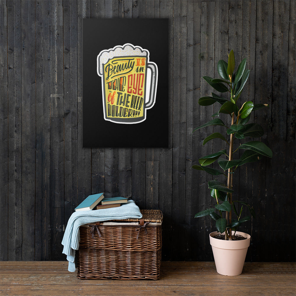 Beer - Wall art