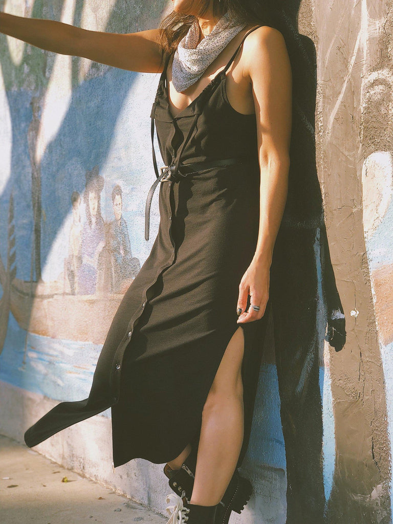 Alma Slip Dress-Alma Xx Rebels