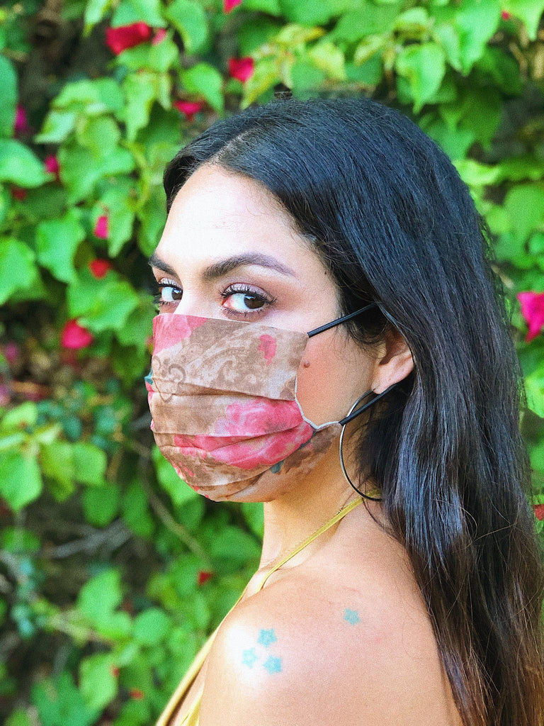 The Reversible Face Mask-Alma Xx Rebels