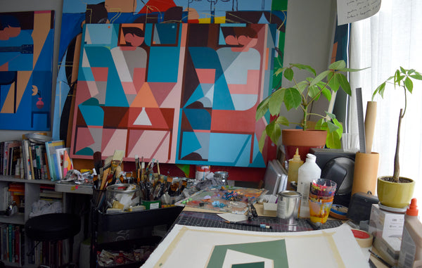 Art Studio of Adrian Kay Wong