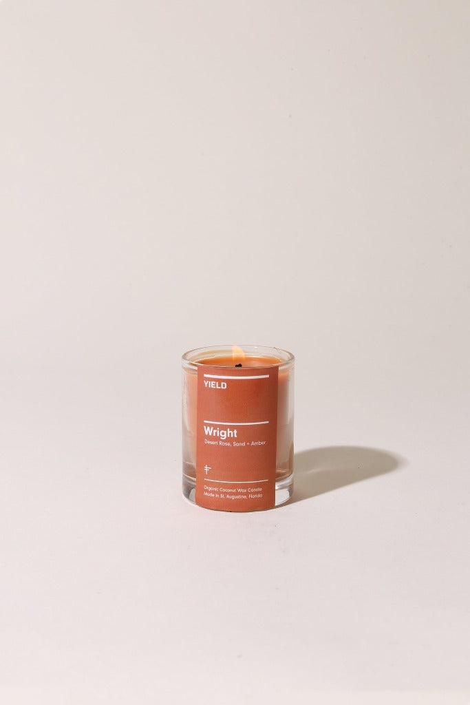 Yield Design Co Wright Votive Candle