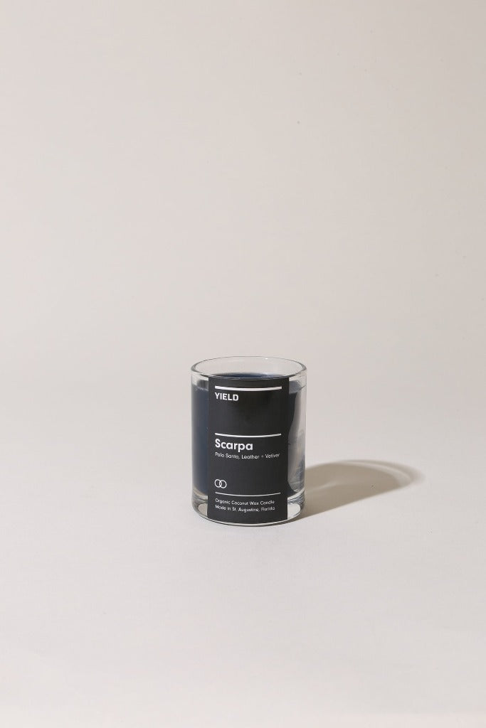Yield Design Co Scarpa Votive Candle